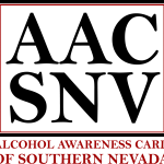 alcohol awareness card of southern nevada logo